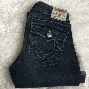 True Religion Becky Women's Bootcut Jeans